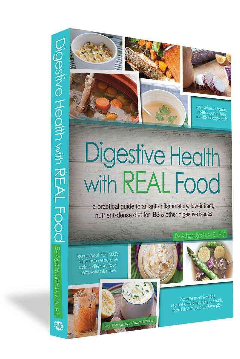Digestive Health With Real Food By Jacob, Aglaee
