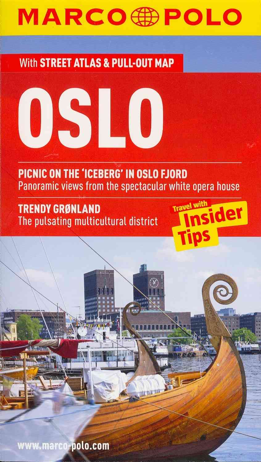 Oslo Marco Polo Guide By Marco Polo (EDT)